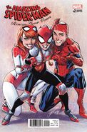 Amazing Spider-Man Renew Your Vows Vol 2 2 Campbell Variant