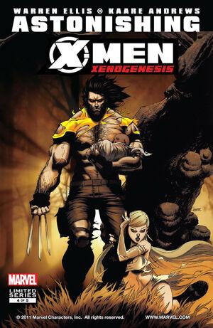 Astonishing X-Men Xenogenesis Vol 1 4
