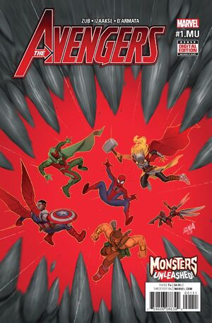 Avengers Vol 7 1.MU