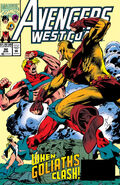Avengers West Coast Vol 1 92
