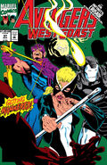 Avengers West Coast Vol 1 97