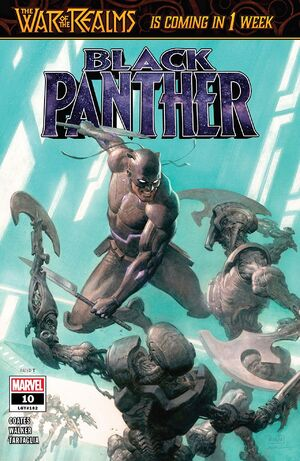 Black Panther Vol 7 10