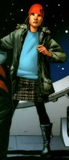 Camille Benally (Earth-616) from Annihilation The Nova Corps Files Vol 1 1 001