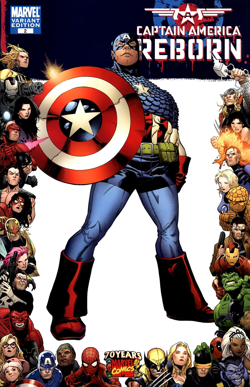 Image - Captain America Reborn Vol 1 2 70th Frame Variant.jpg ...