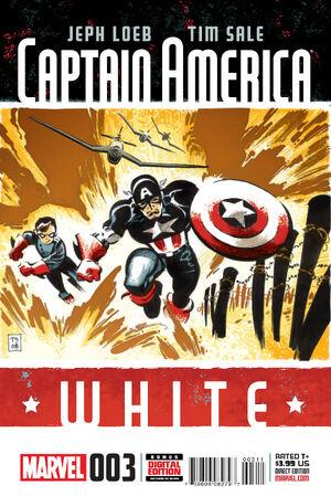 Captain America White Vol 1 3