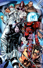 Children of the Vault (Earth-616) from X-Men Legacy Vol 1 239 001