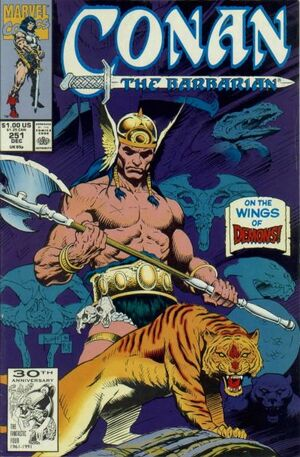 Conan the Barbarian Vol 1 251