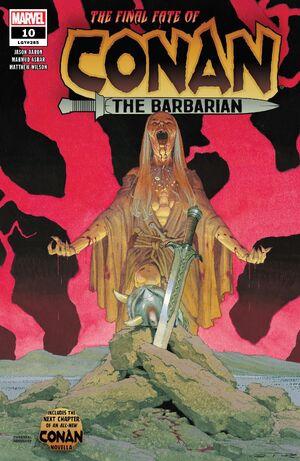 Conan the Barbarian Vol 3 10