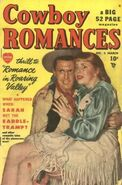 Cowboy Romances Vol 1 3