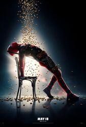 Deadpool 2 poster 002