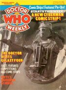 Doctor Who Weekly Vol 1 23