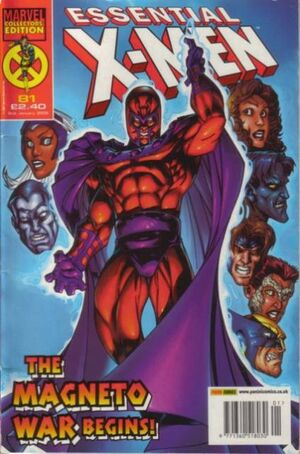 Essential X-Men Vol 1 81