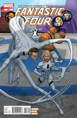 Fantastic Four Vol 1 603