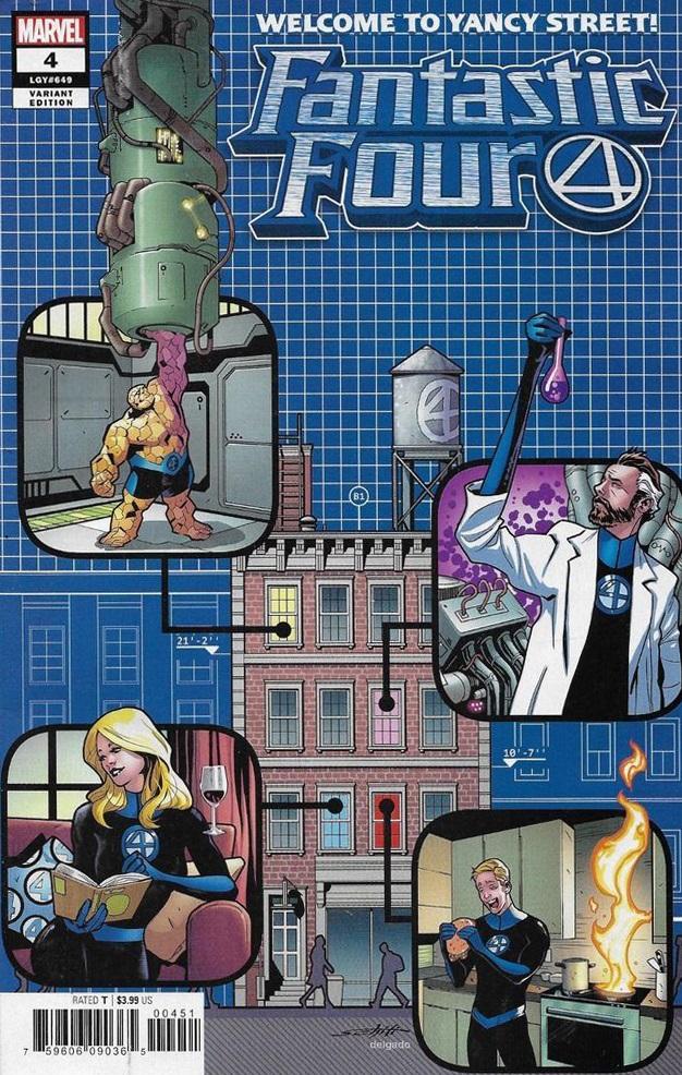 Fantastic Four Vol 6 4 4 Yancy Street Variant.jpg