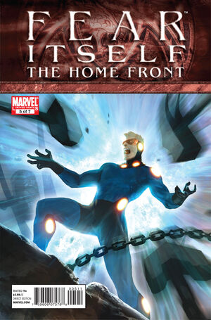 Fear Itself The Home Front Vol 1 5