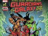 Guardians of the Galaxy: Mother Entropy Vol 1 1