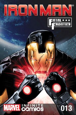Iron Man Fatal Frontier Infinite Comic Vol 1 13