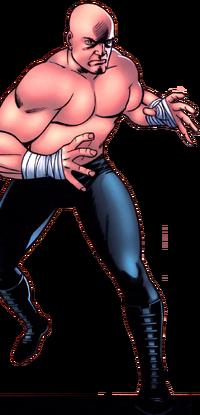 Joseph Hogan (Earth-616) from Official Handbook of the Marvel Universe Spider-Man 2005 Vol 1 1