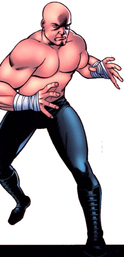 Joseph Hogan (Earth-616) from Official Handbook of the Marvel Universe Spider-Man 2005 Vol 1 1