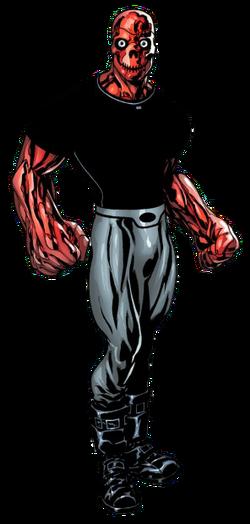 Ken Mack (Earth-616) from Avengers Academy Vol 1 1 001