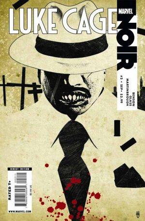 Luke Cage Noir Vol 1 2