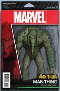 Man-Thing Vol 5 1 Action Figure Variant