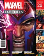 Marvel Fact Files Vol 1 28