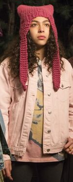 Molly Hernandez (Earth-199999) from Marvel's Runaways Season 1 1 001