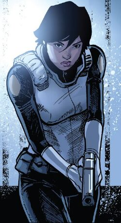 Monica Chang (Earth-1610) from Miles Morales Ultimate Spider-Man Vol 1 3 001