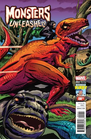File:Monsters Unleashed Vol 2 2 Kirby 100th Anniversary Variant.jpg