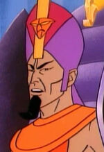 Nathaniel Richards (Rama-Tut) (Earth-700089) from Fantastic Four (1967 animated series) Season 1 19 0001