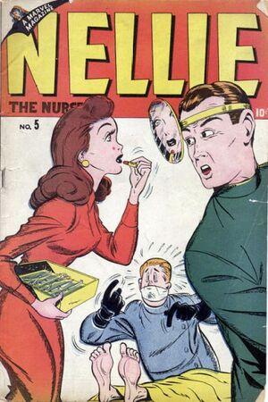 Nellie the Nurse Vol 1 5