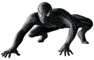 Peter Parker (Earth-96283) and Venom (Symbiote) (Earth-96283) from Spider-Man 3 (film) 0001