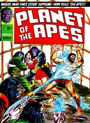 Planet of the Apes (UK) Vol 1 6