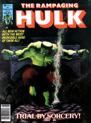 Rampaging Hulk Vol 1 4