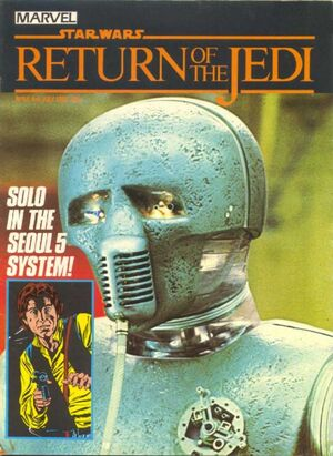 Return of the Jedi Weekly (UK) Vol 1 55