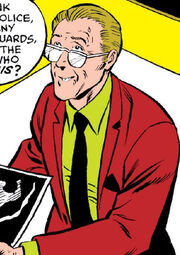 Rodney Stack (Earth-616) unmasked Marvel Two-In-One Vol 1 88