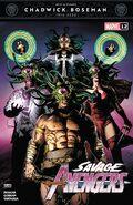 Savage Avengers Vol 1 12