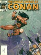 Savage Sword of Conan Vol 1 124