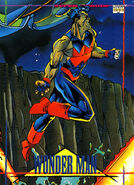 Simon Williams (Earth-616) from Marvel Universe Cards Series IV 0001