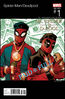 Spider-Man Deadpool Vol 1 1 Hip-Hop Variant