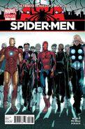 Spider-Men Vol 1 5 Sara Pichelli Variant