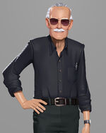 Stan Lee (Earth-TRN700) from Spider-Man Into the Spider-Verse 001