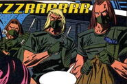 Street Surgeons (Earth-928) Punisher 2099 Vol 1 1