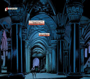 Subterranea from Fantastic Four House of M Vol 1 1 0001