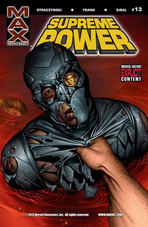 Supreme Power Vol 1 13