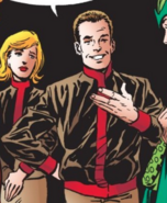 Tad Carter (Earth-616) from X-Men the Hidden Years Vol 1 18