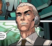 Tyler Stone (Earth-928) from Spider-Man 2099 Vol 3 25 001