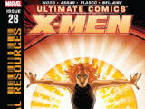 Ultimate Comics X-Men Vol 1 28