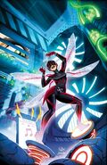 Unstoppable Wasp Vol 1 1 Textless